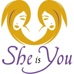 SHE IS YOU LOGO FINAL
